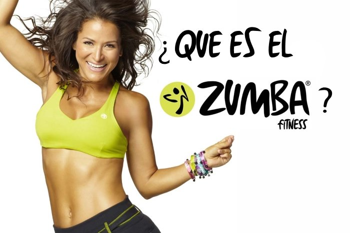 que es Zumba Fitness