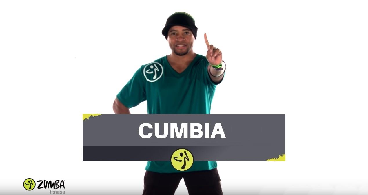 cumbia Zumba