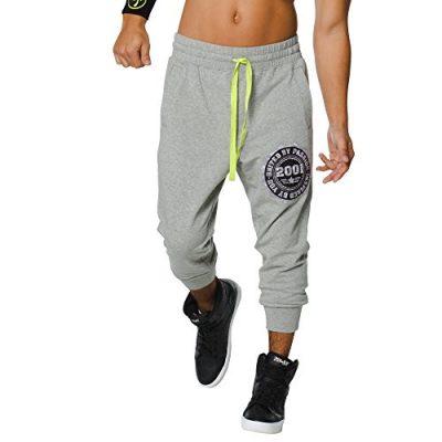 pantalones de zumba para hombres